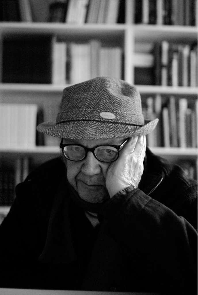 Autoportrait Saul Leiter