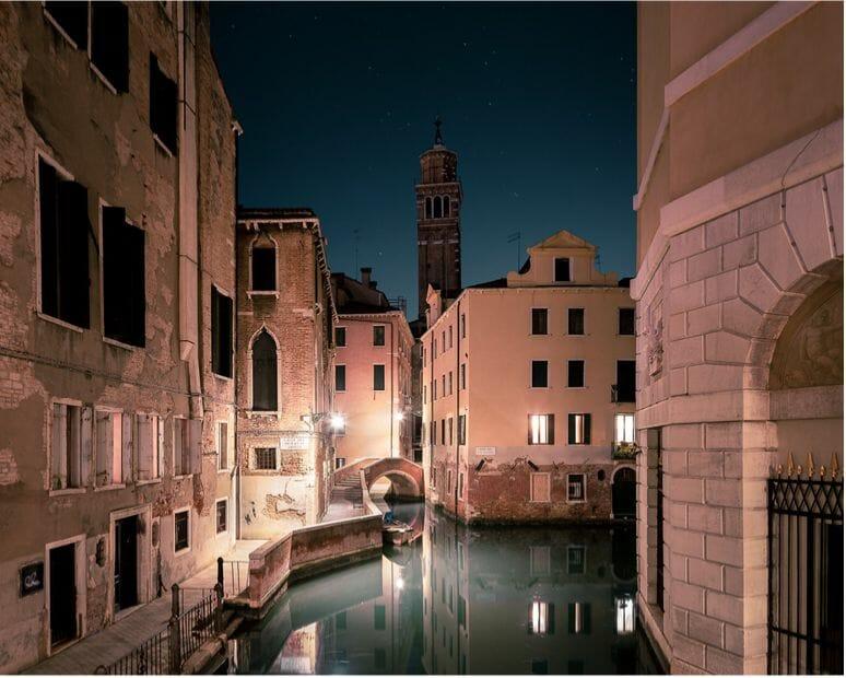 """Sleeping Venice"", dans l'objectif de Thibaud Poirier 1"