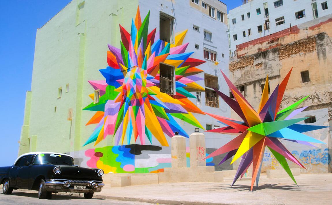 peinture et street art