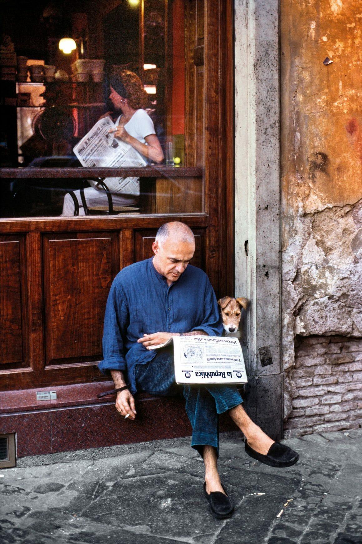 """Steve McCurry, """"Animals"""". Photographies publiées aux Editions Taschen, Italie, 1994."""