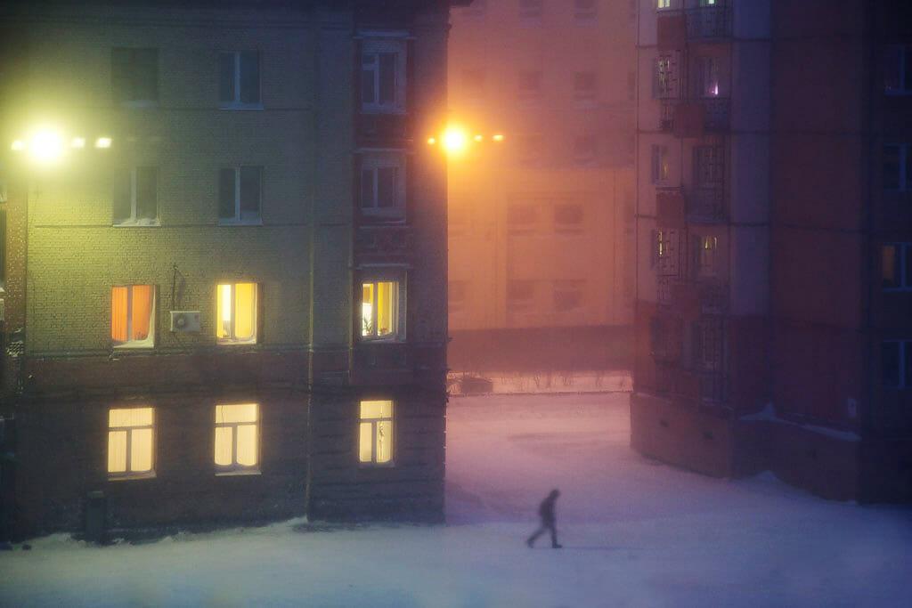 Norilsk, sibérie Christophe Jacrot.