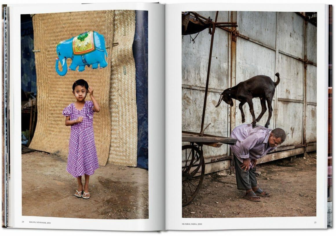 """Steve McCurry, """"Animals"""". Photographies publiées aux Editions Taschen."""