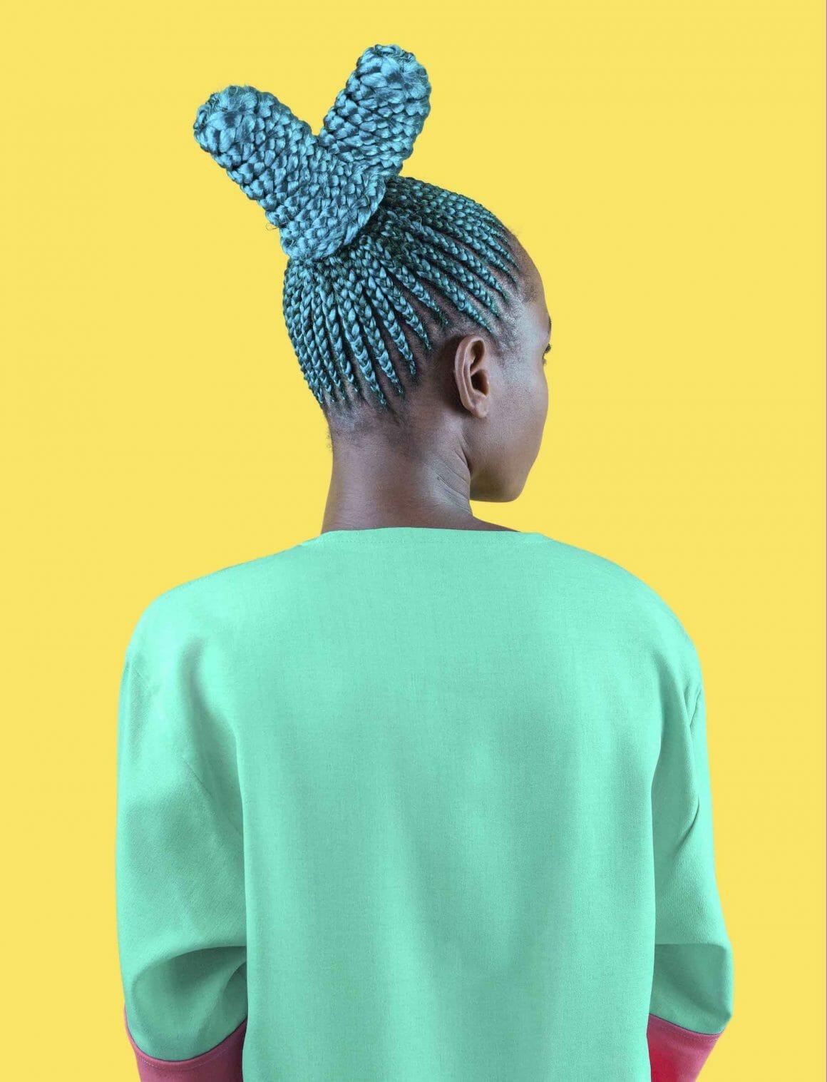 Aqua Suku coiffure traditionale nigeriane