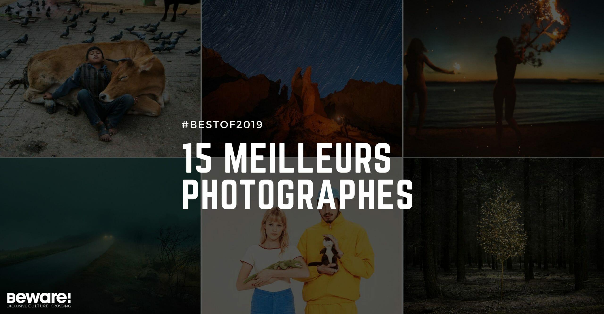 Meilleurs photographes de l'année 2019