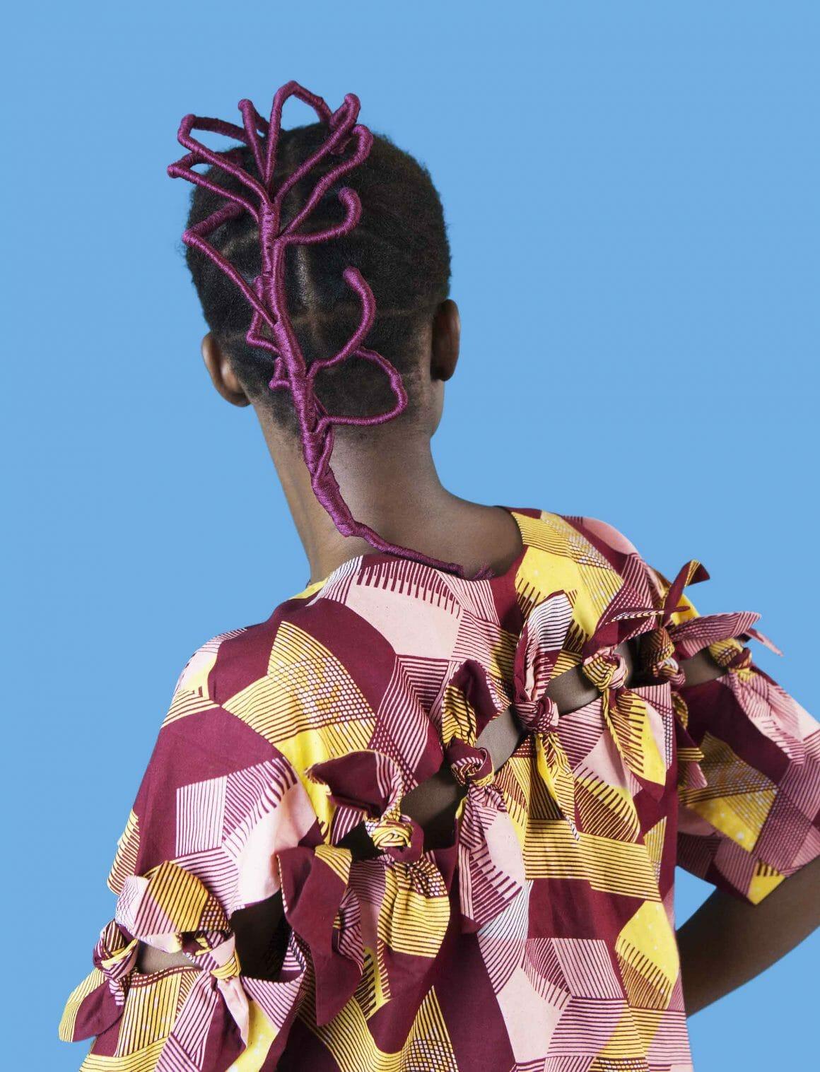 Magenta Braid- Chroma série photo