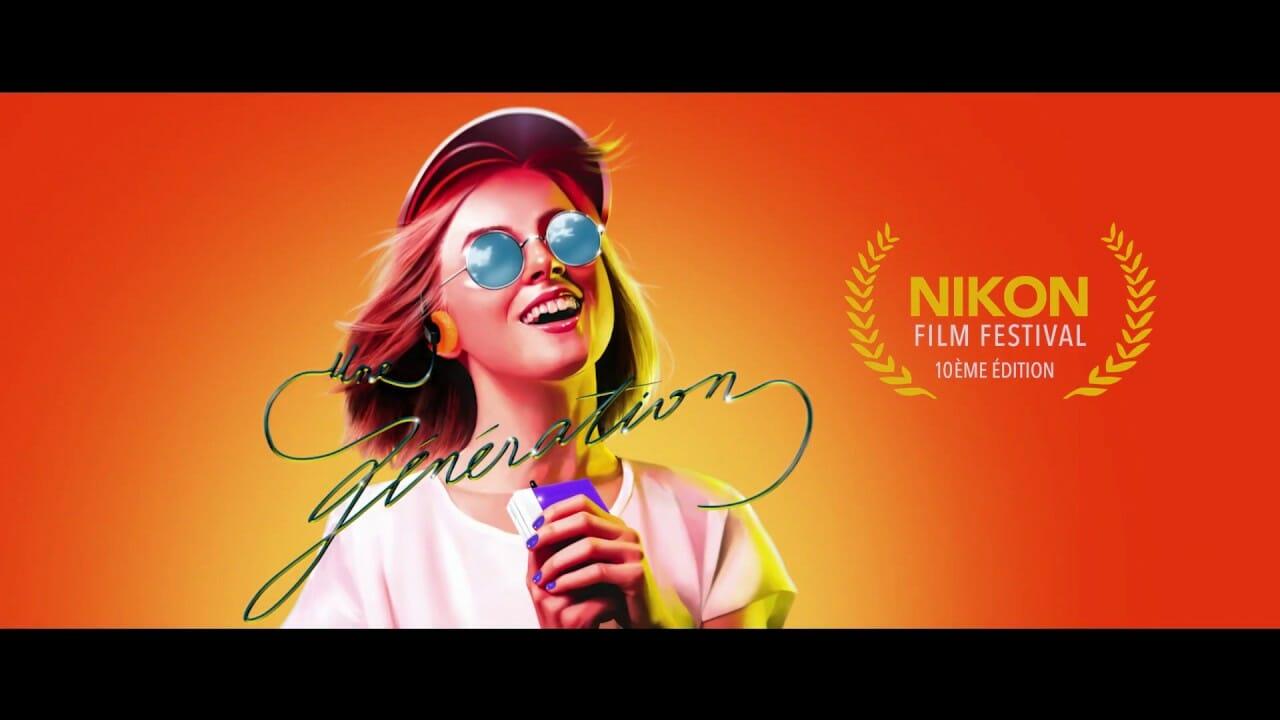 """Nikon Film Festival 2020, """"Une génération"""" 1"""