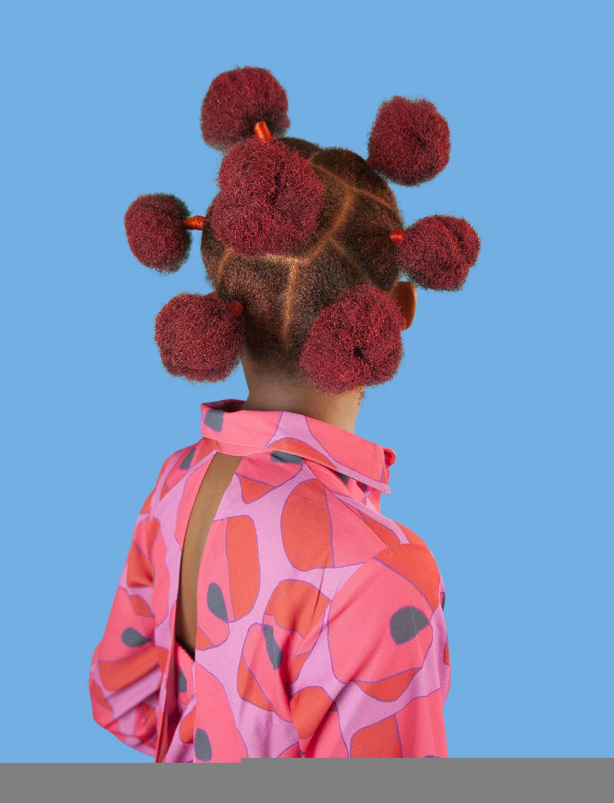 Medina Dugger, Chroma, série photo de coiffures nigérianes