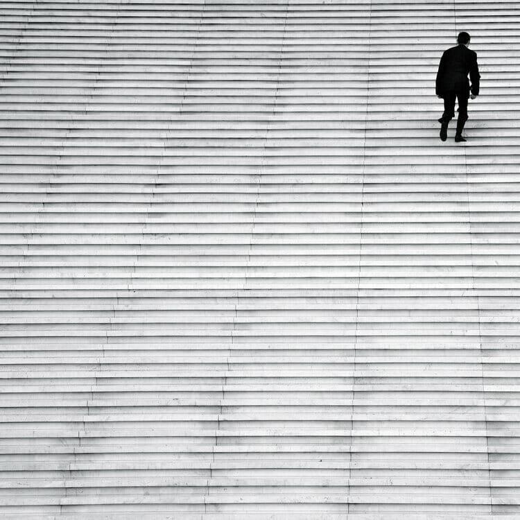 """ Road to power "" du photographe libanais Serge Najjar"