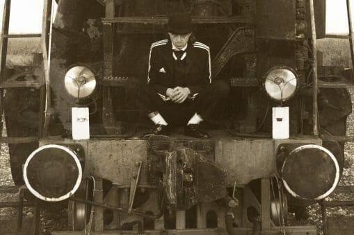 Sdubid du rappeur estonien Tommy Cash.