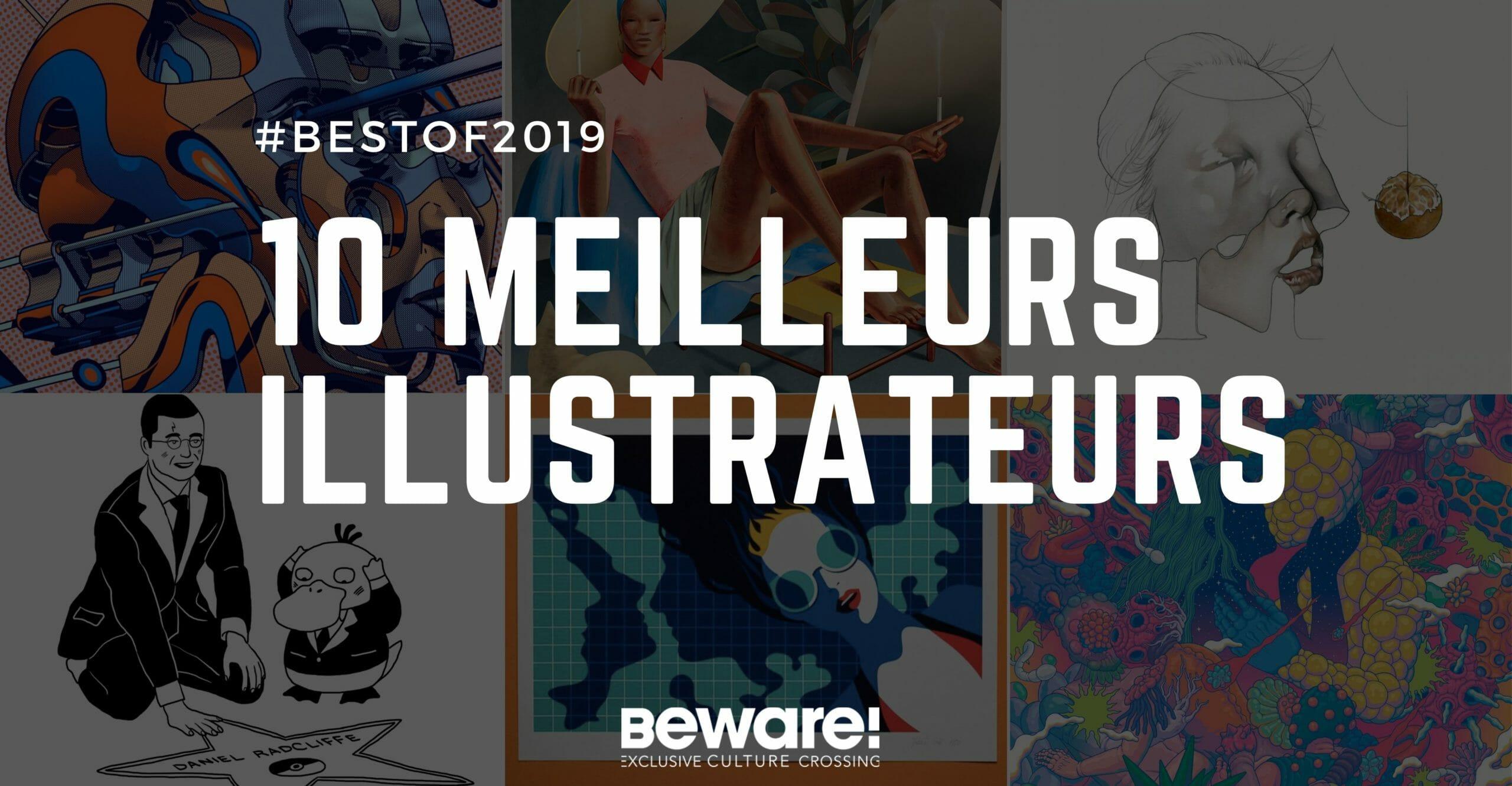 meilleurs illustrateurs 2019