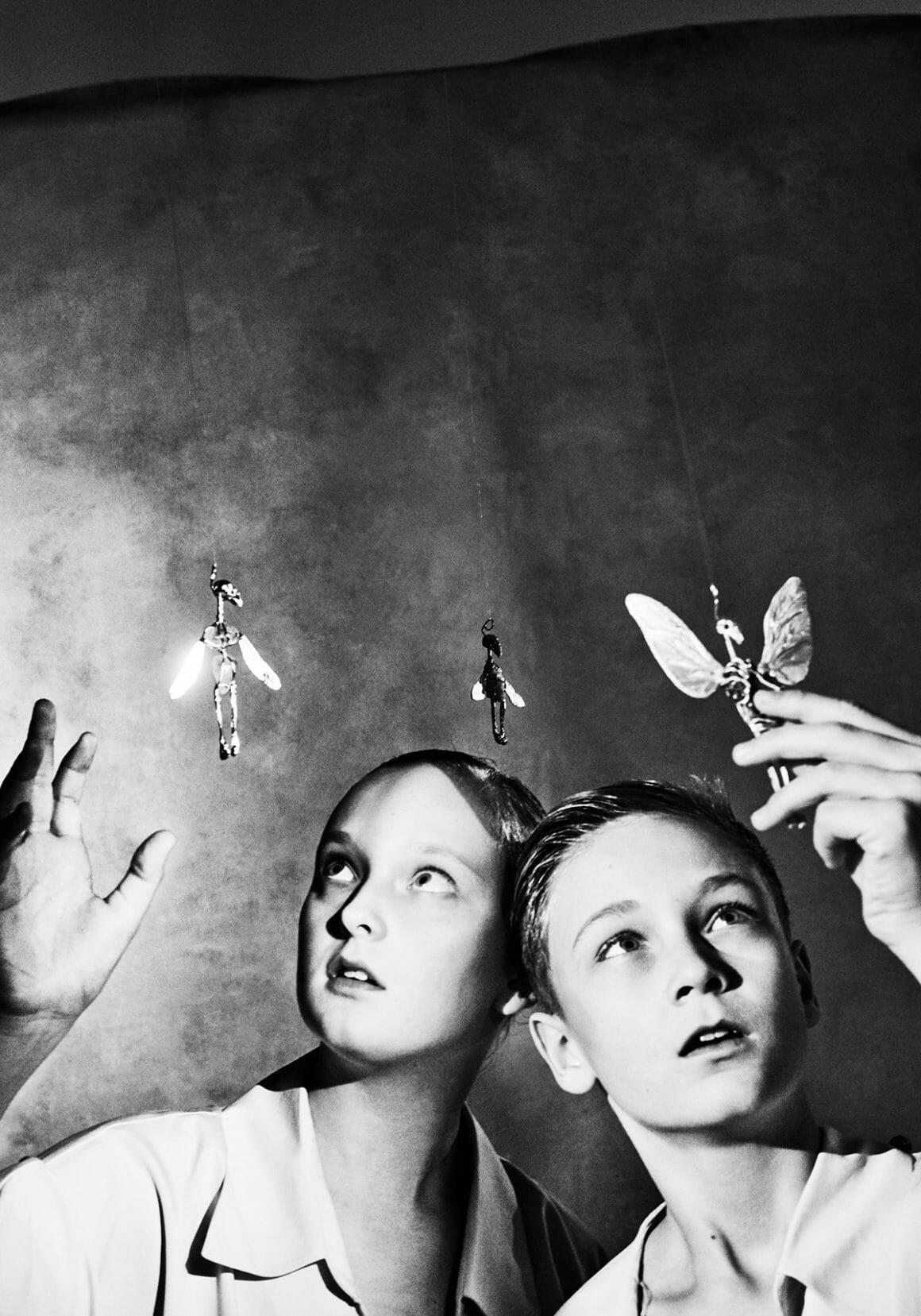 photo portrait réalisée par Elizaveta Porodina