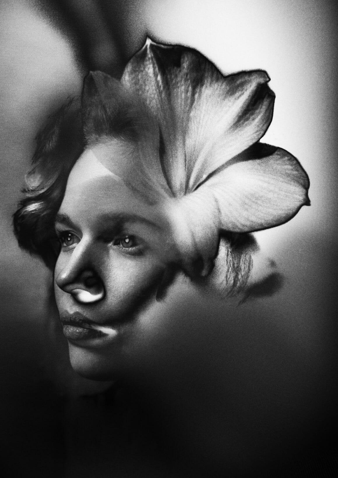 photo portrait réalisée par la photographe allemande Elizaveta Porodina