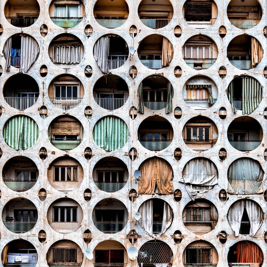 lieux  abandonnés de Beyrouth