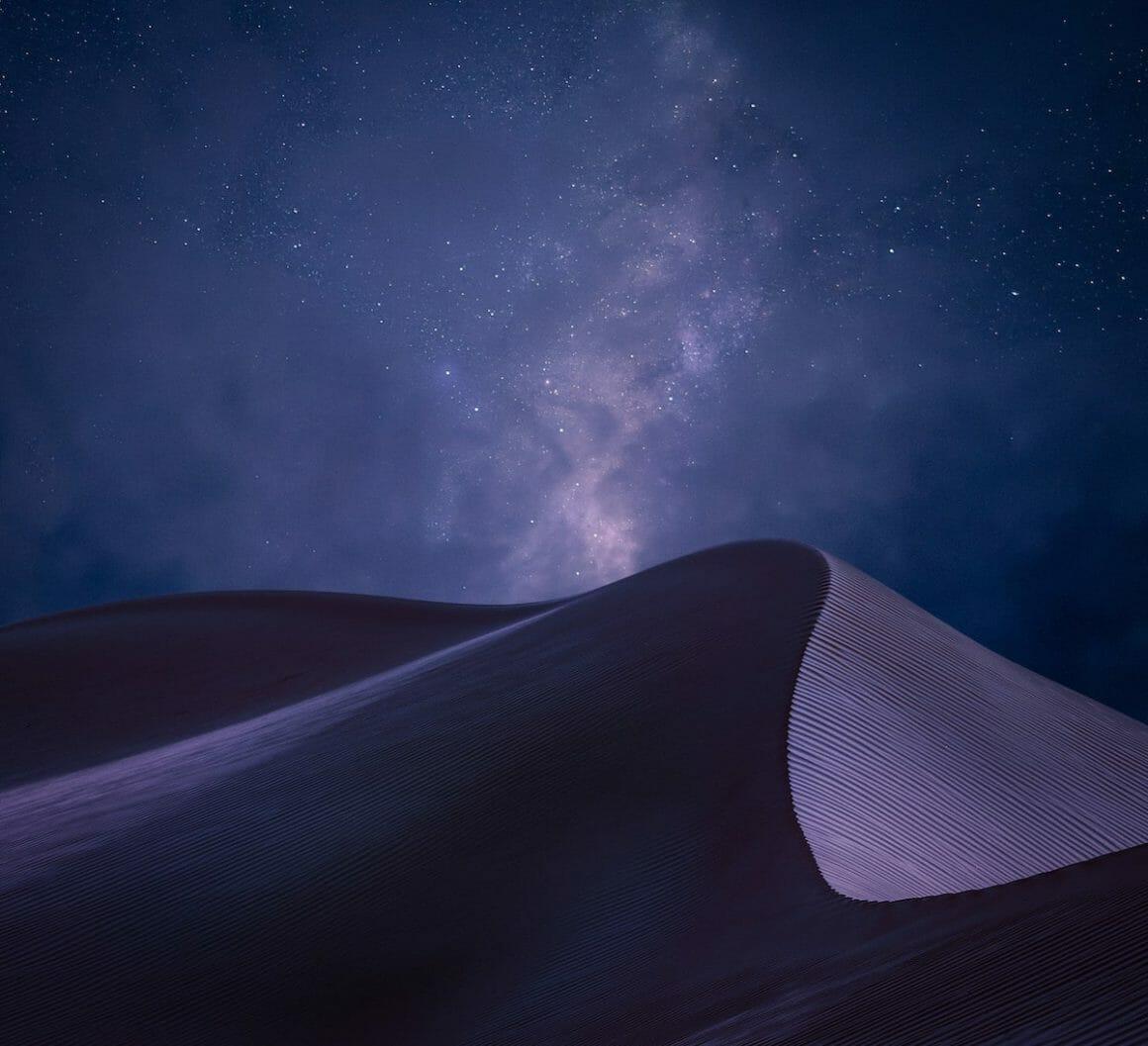 Sharqiya Sands Desert, Oman by Peter Adam Hoszang (Hungary)