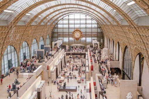 Visiter virtuellement les musées