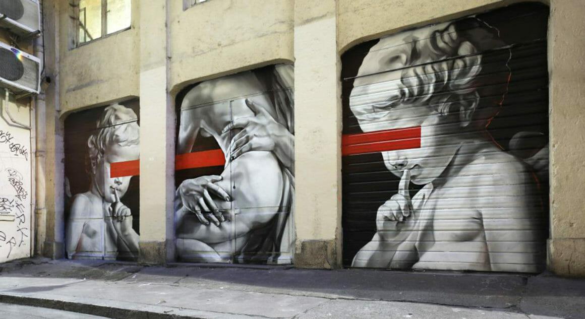 street art par  Dodo Ose