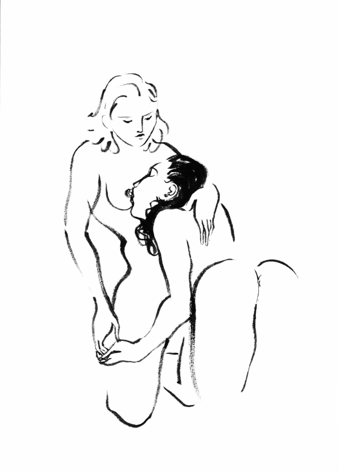 Les amoureuses