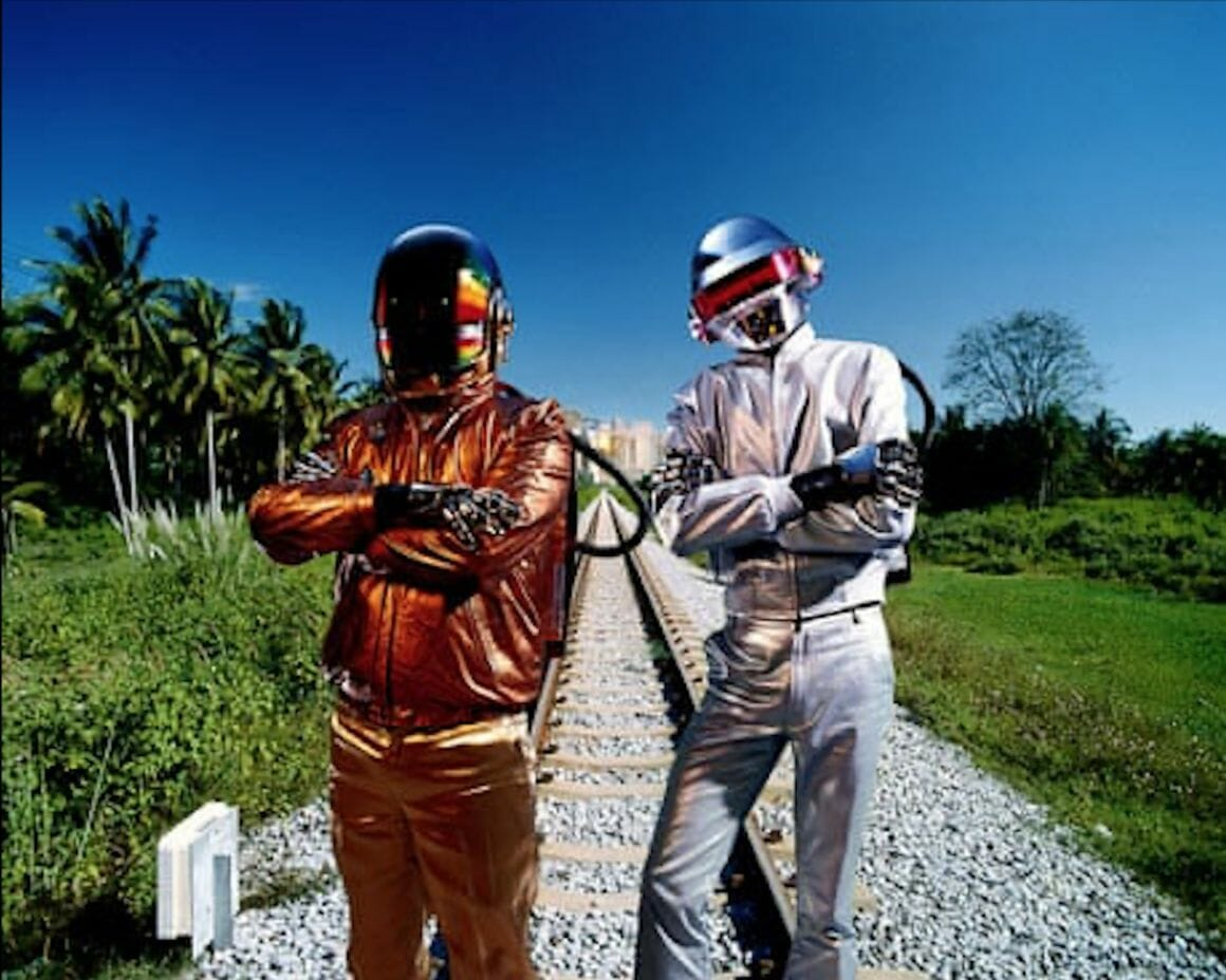 Portrait d'un duo mythique et intergénérationnel : Daft punk 2