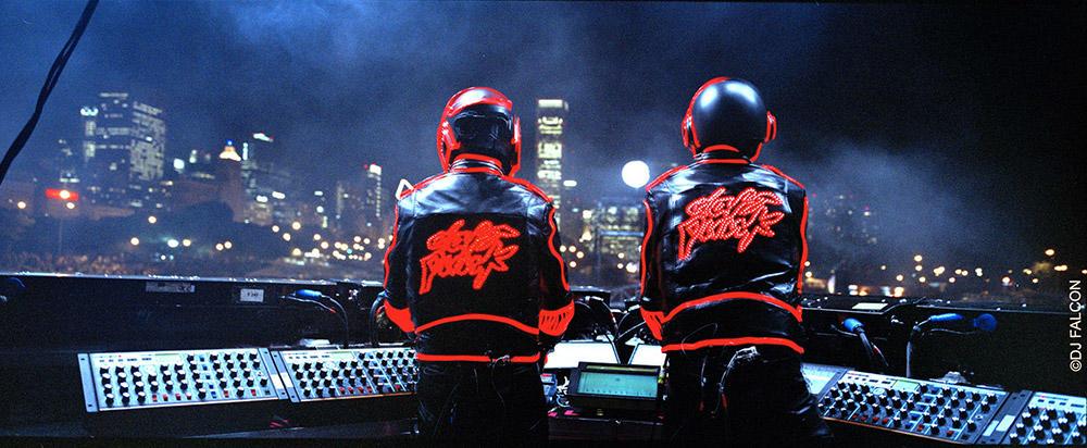 Daft Punk Concert