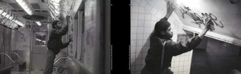 """Image issue de l'exposition de 2009 """" Né dans la rue """" organisée par la Fondation Cartier"""