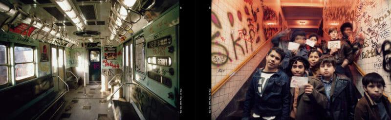 """Image issue de l'exposition """" Né dans la rue """" organisée à la Fondation Cartier en 2009"""
