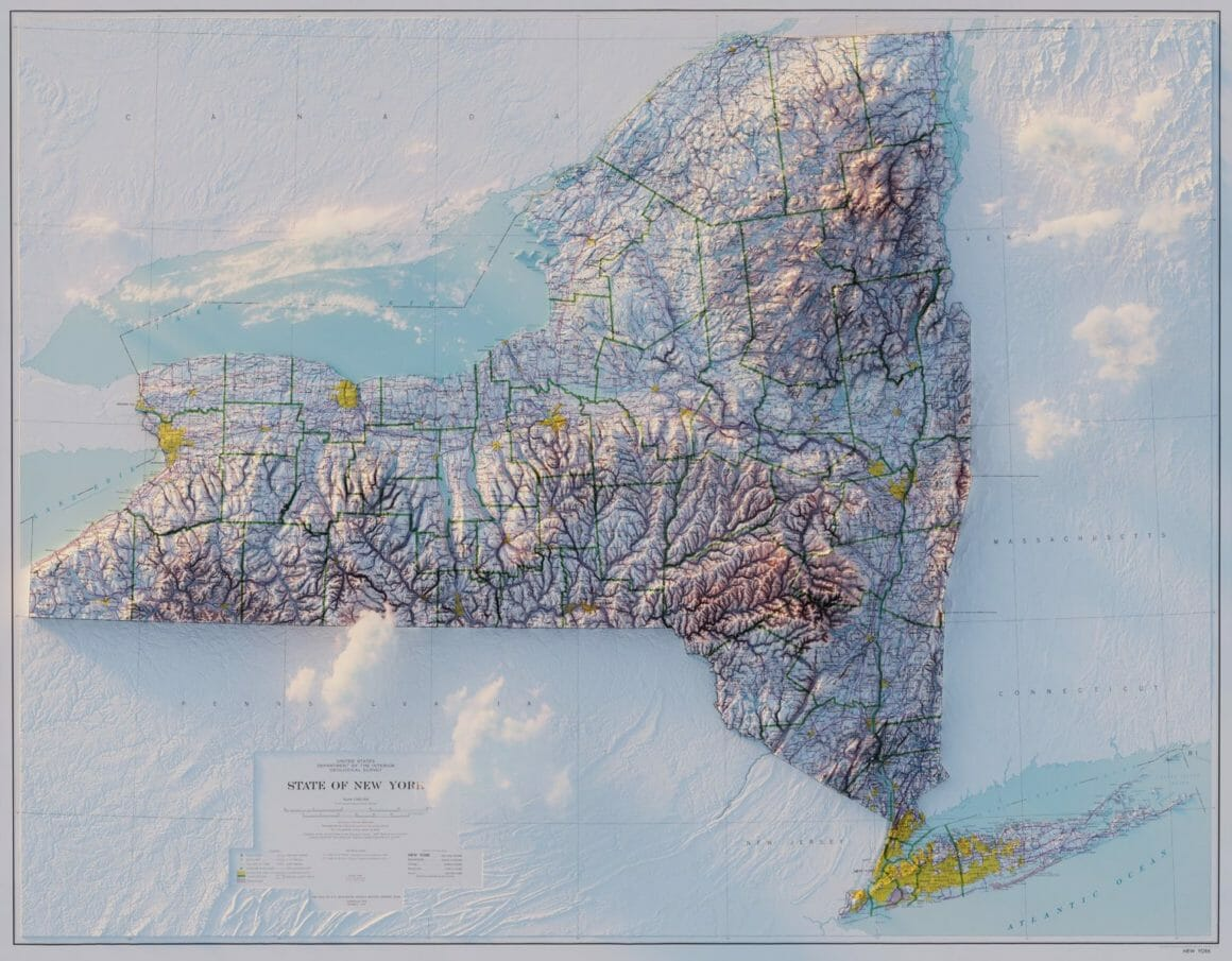 orthophotographie Sean Conway