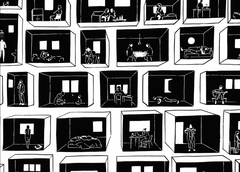 « Satie I », de la Gymnopédie n°1 de Satie aux couleurs de l'électro par Thylacine. 1