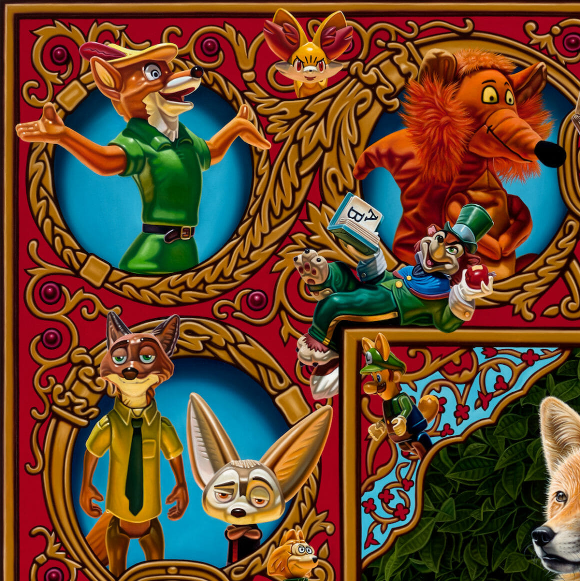 Fox personnage