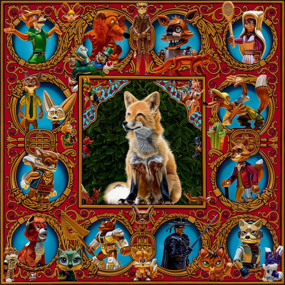 Fox Robert Burden