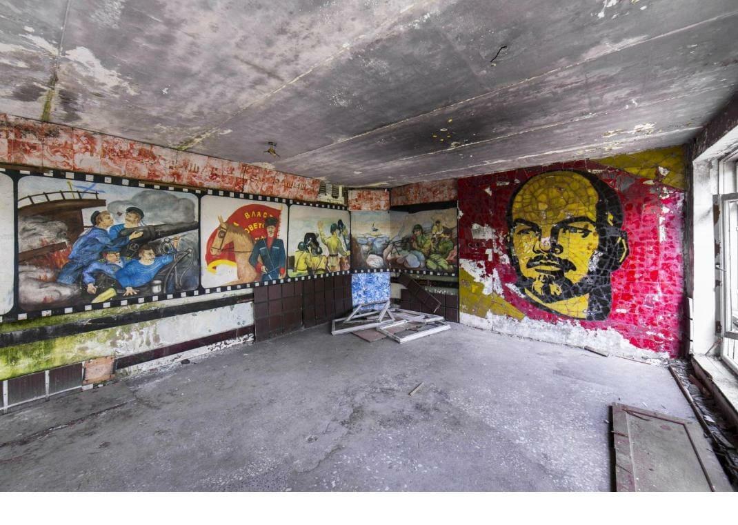 Jonk et les vestiges soviétiques de l'Europe de l'Est 1