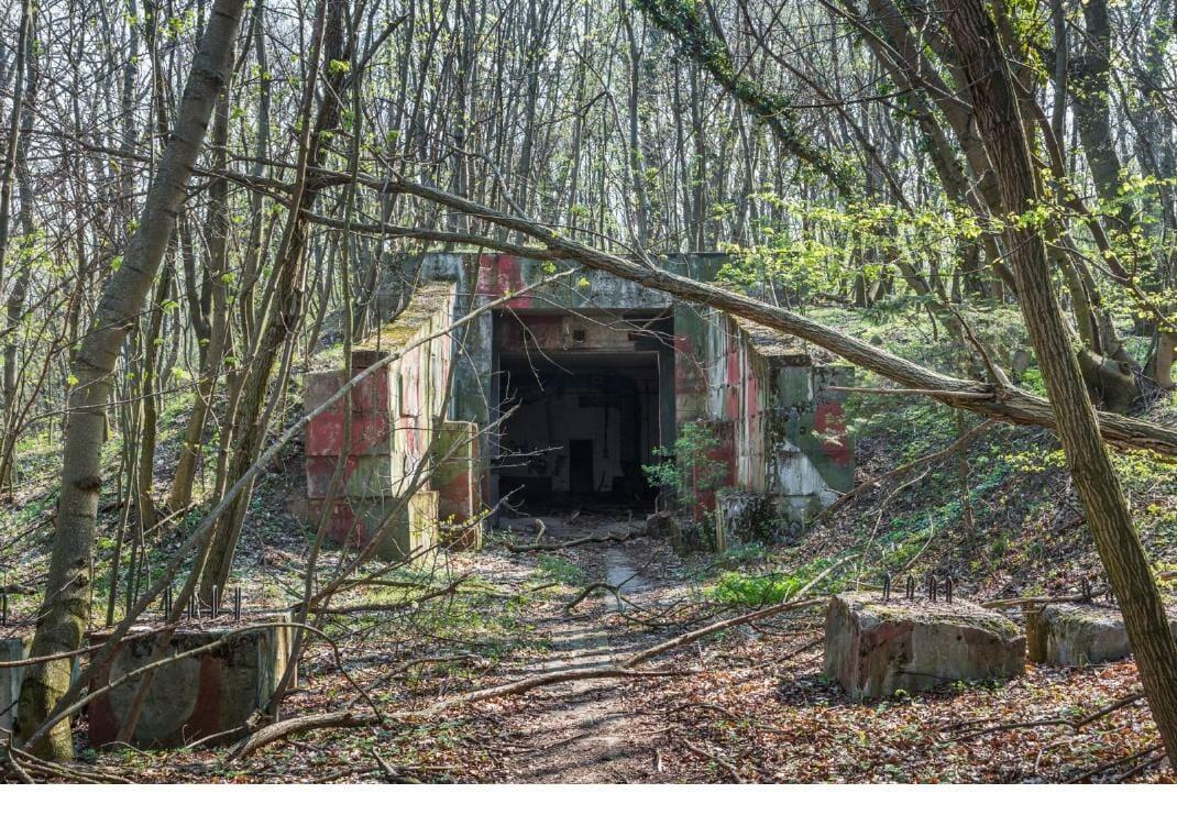 bunker soviétique