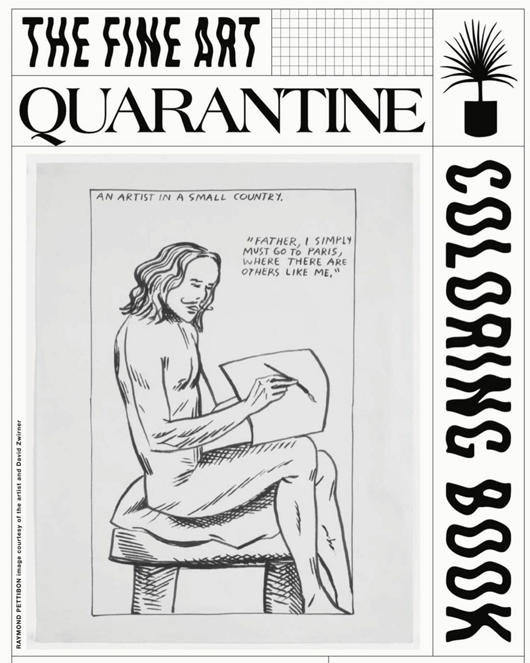 quarantine the fine art