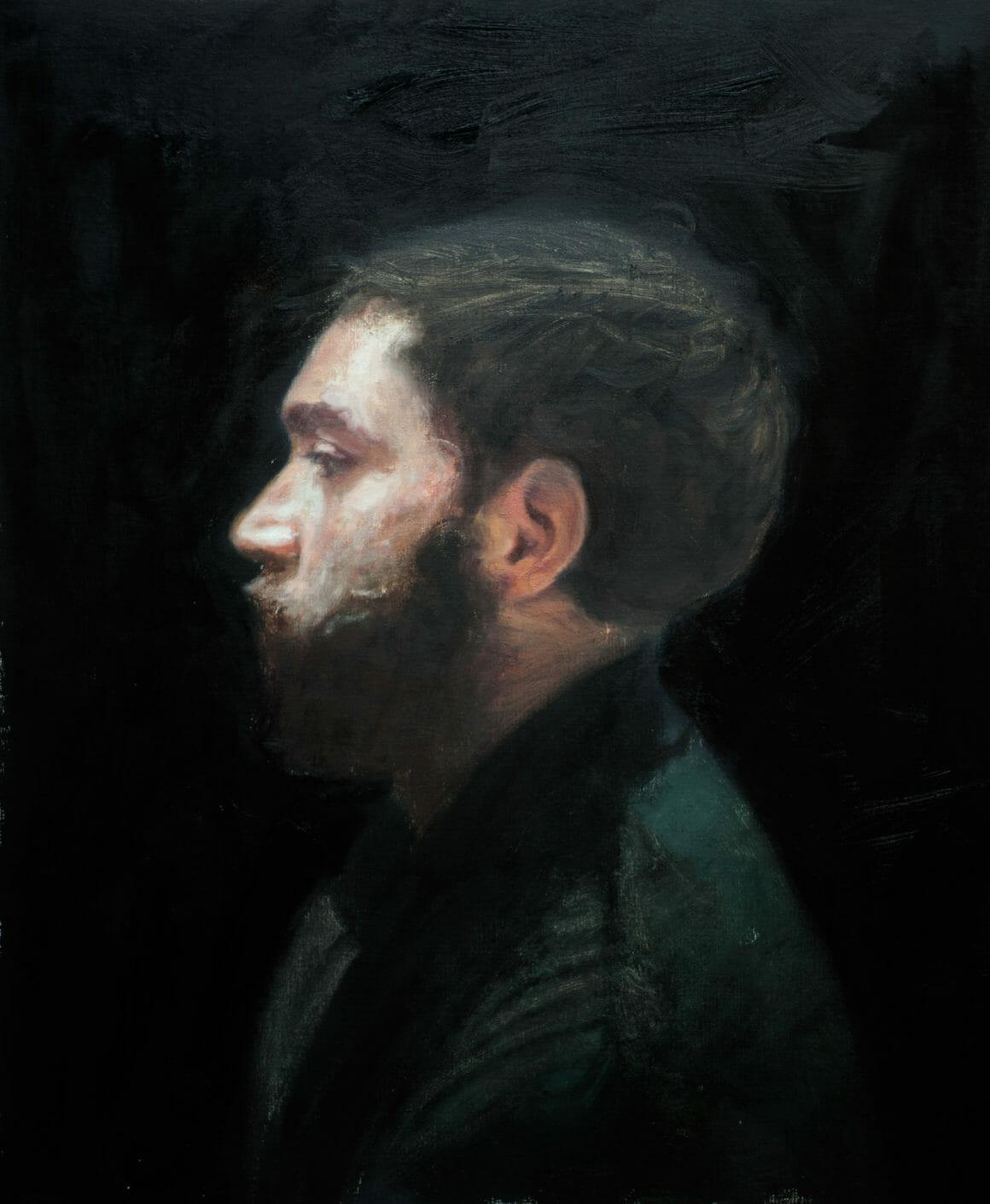 série de portraits par le street artist Axel Void