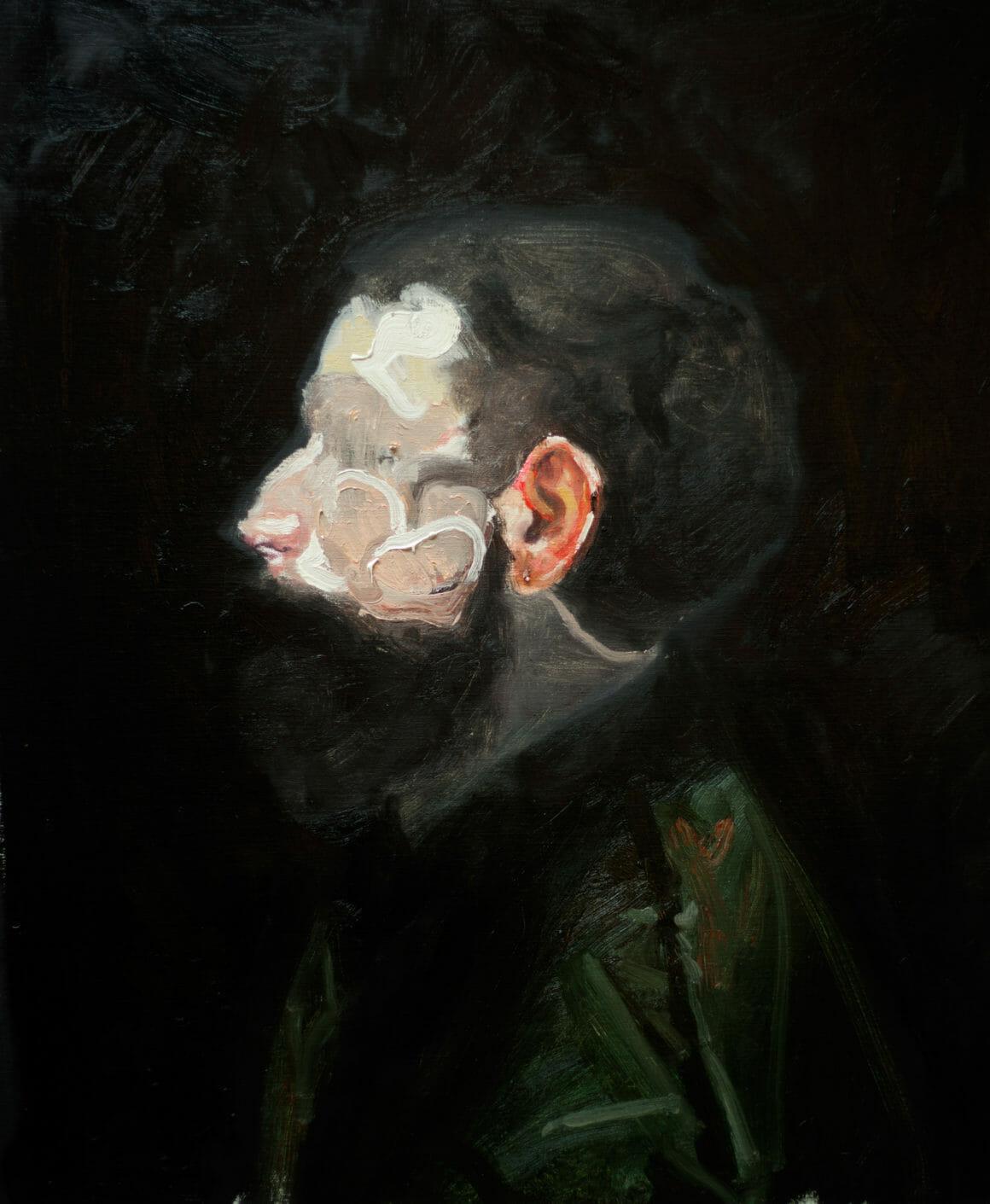 portraits peint