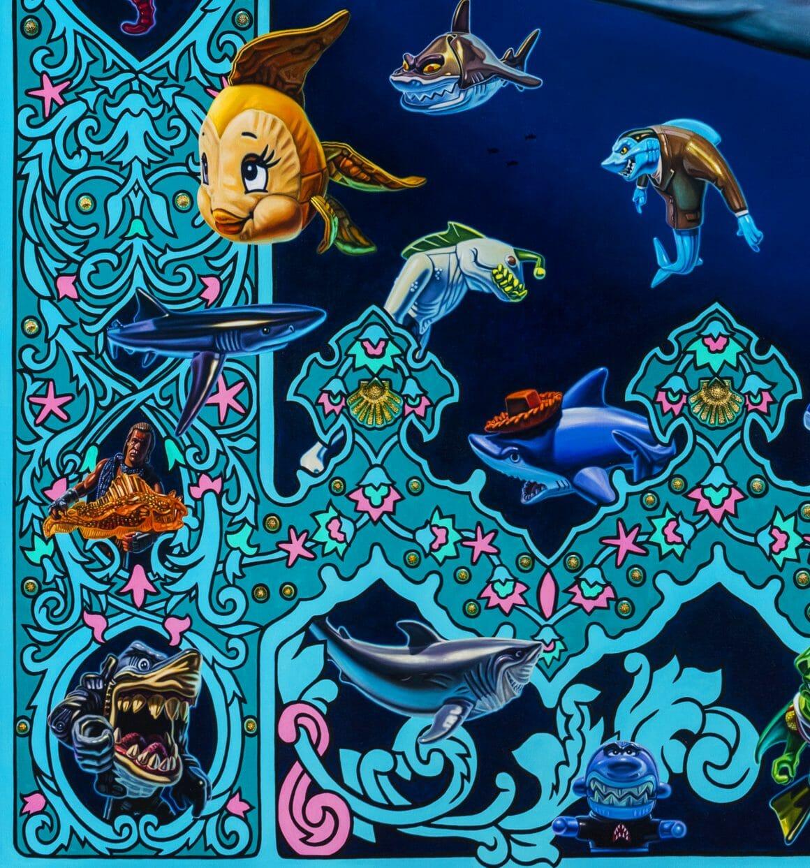 Fish par Robert Burden