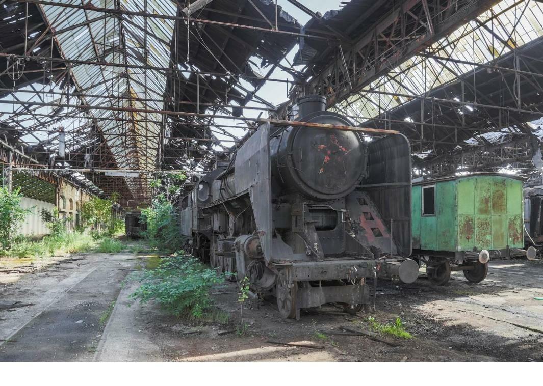 Jonk et les vestiges soviétiques de l'Europe de l'Est 2