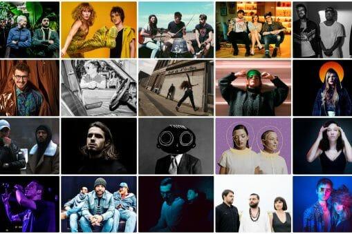 programmation crossroads festival 28 artistes visages