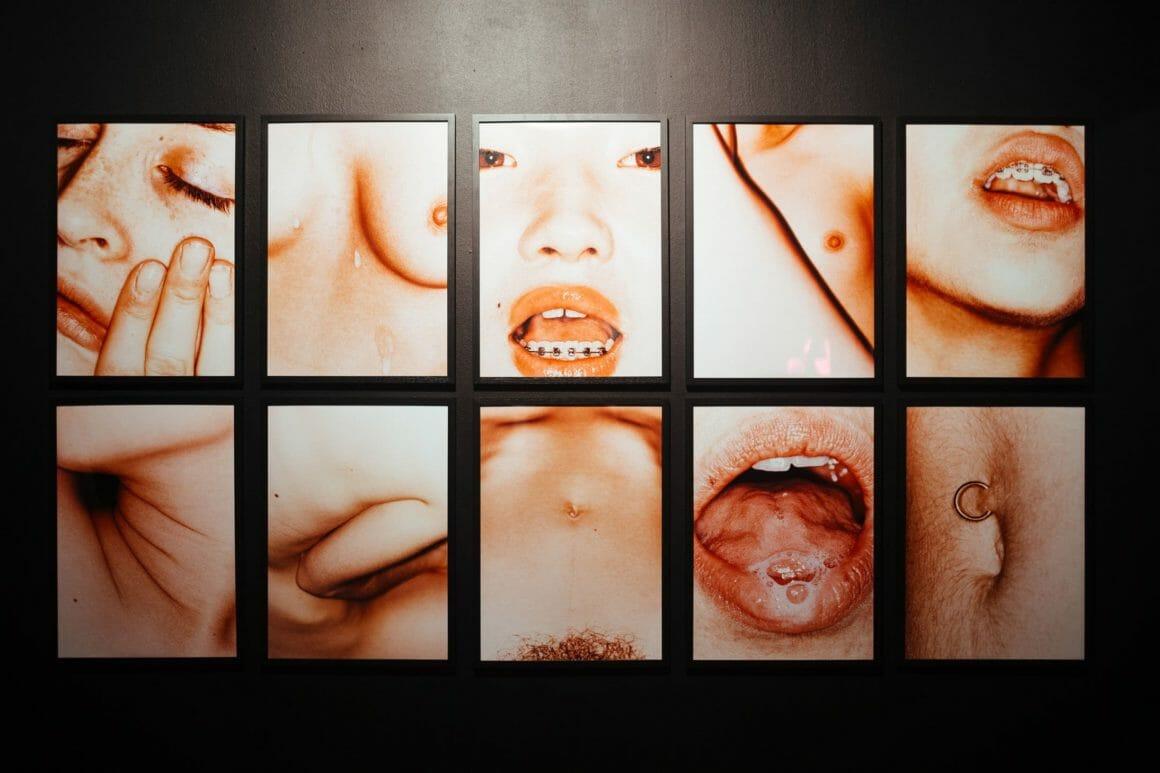 photo Samuel Smelty exposition Peter Kaaden Berlin Studiolo