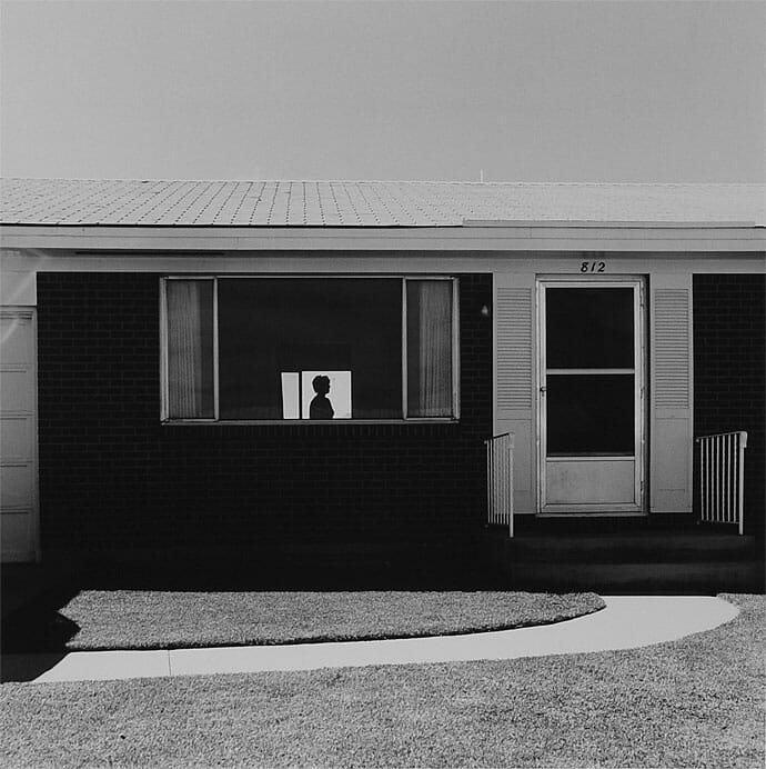 robert adams silhouette maison