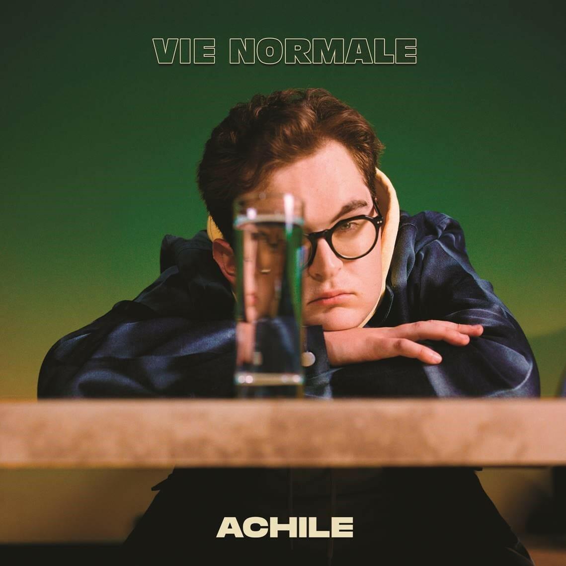 achile vie normale album cover