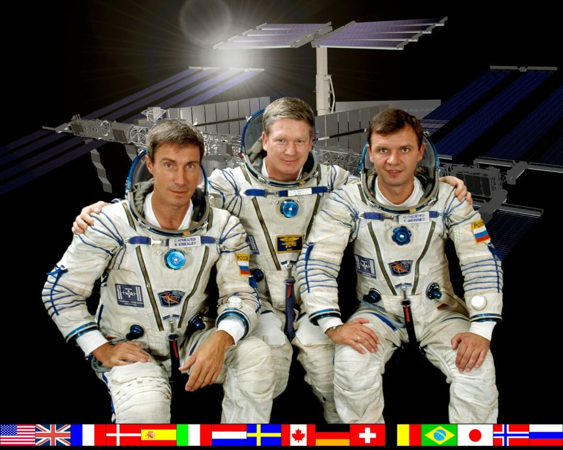 ISS-Expedition 1