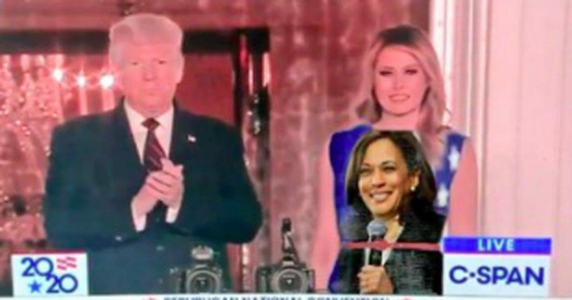 Kamala Harris vice présidente de Joe Biden