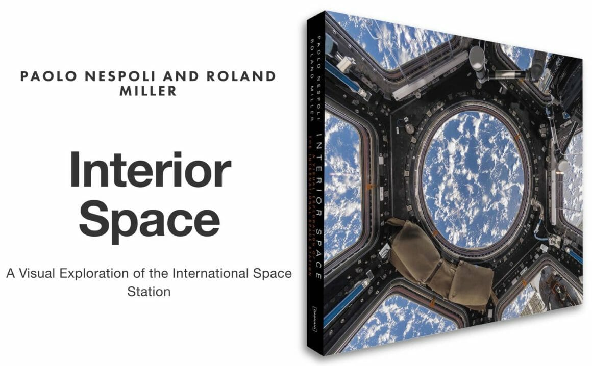 Ouvrage :  Interior Space : A Visual Exploration of the International Space Station.