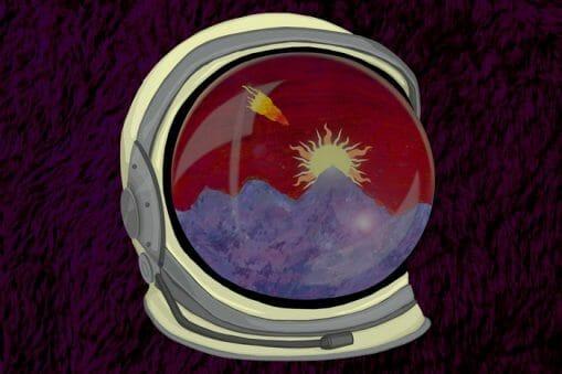 be an astronaut declan mckeanna pochette album