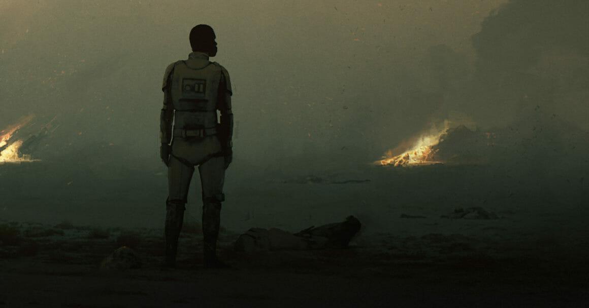 stormtrooper sans combinaison flemme village pensif ash throp friendly robot pilotpriest