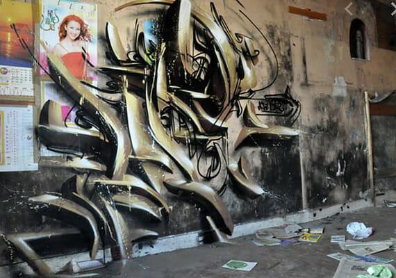 art street art graffitis