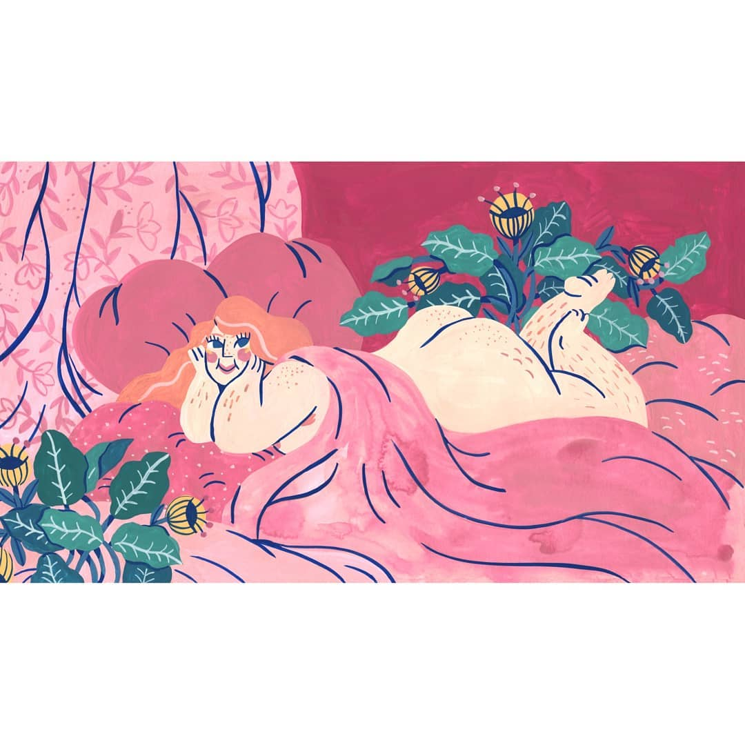 Marie Boiseau illustration