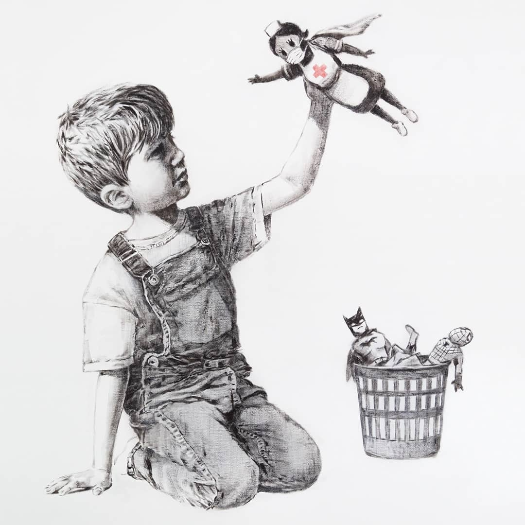 Banksy Game Changer