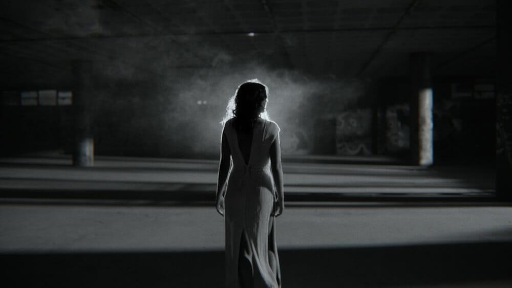 "Image issue du dernier clip de Moullinex, ""Running in the dark"""