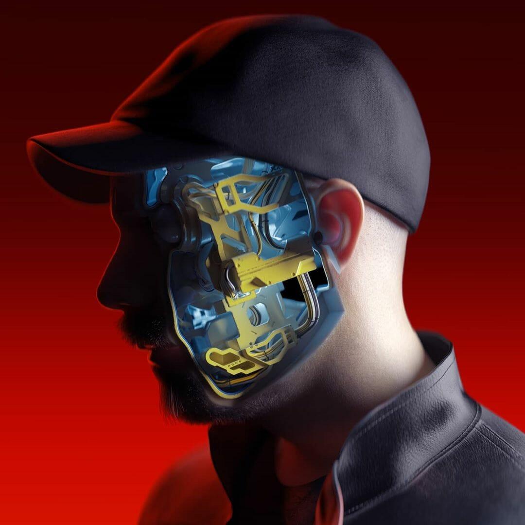 Image du clip Pale Yellow de Woodkid, présent sur son dernier album S16